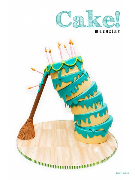 Cake! magazine Download and Print July 2014