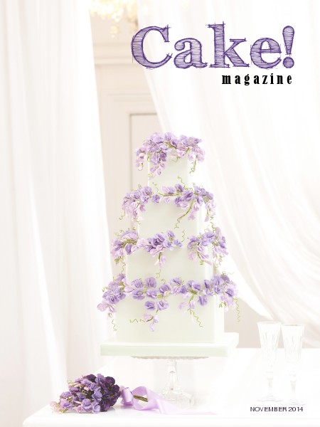 Cake! magazine by Australian Cake Decorating Network November 2014