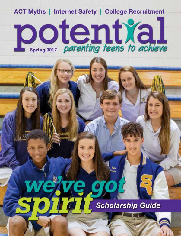 Potential Magazine Spring 2017