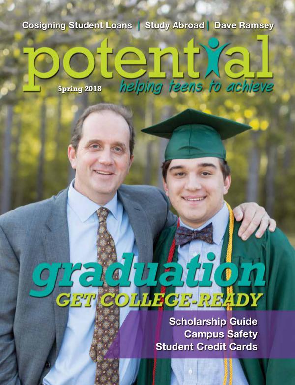 Potential Magazine Spring 2018