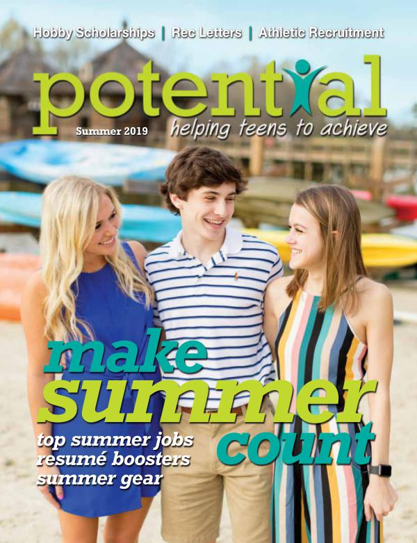 Potential Magazine Summer 2019