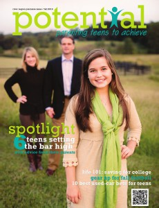 Potential Magazine Fall 2012