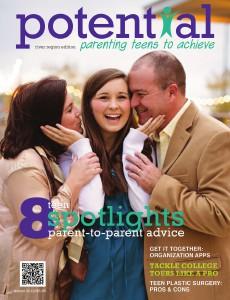 Potential Magazine winter 2012