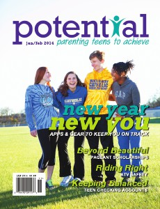 Potential Magazine Jan/Feb 2014