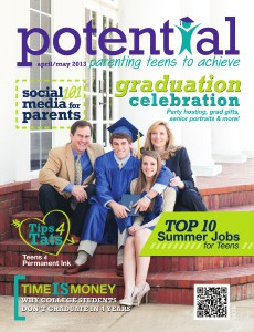 Potential Magazine april/may 2013