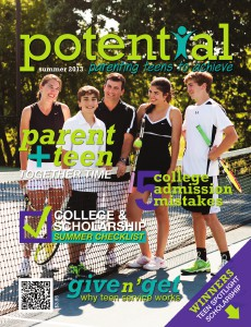 Potential Magazine summer 2013