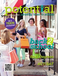 Potential Magazine august 2013