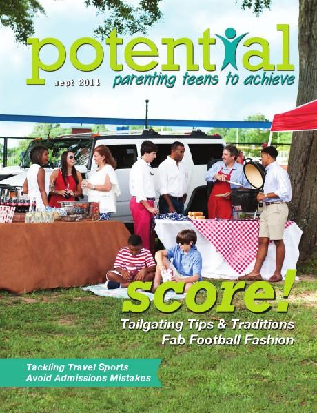 Potential Magazine September 2014