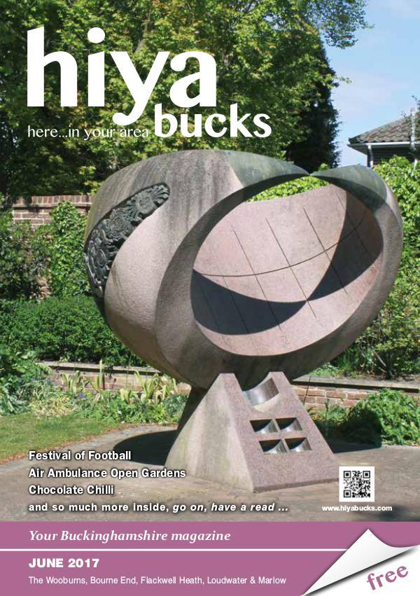 hiya bucks in Bourne End, Flackwell Heath, Marlow, Wycombe, Wooburn June 2017