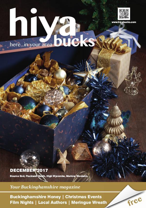 hiya bucks in Bourne End, Flackwell Heath, Marlow, Wycombe, Wooburn December 2017