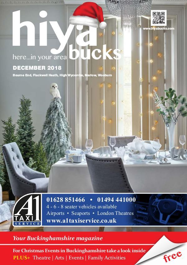 hiya bucks in Bourne End, Flackwell Heath, Marlow, Wycombe, Wooburn December 2018