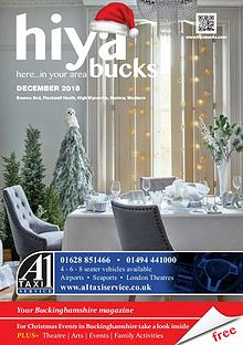 hiya bucks in Bourne End, Flackwell Heath, Marlow, Wycombe, Wooburn