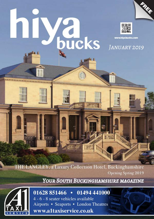 hiya bucks in Bourne End, Flackwell Heath, Marlow, Wycombe, Wooburn January 2019