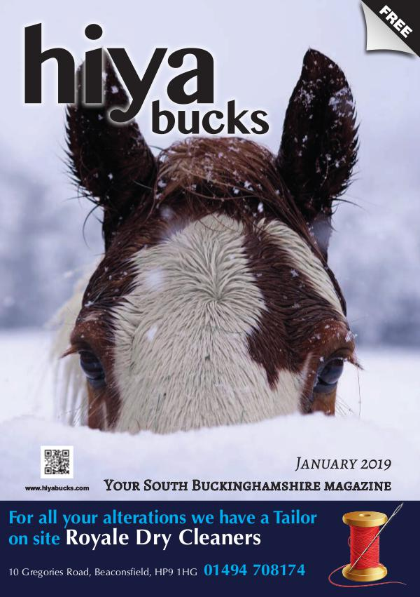 hiya bucks Amersham, Beaconsfield, Chesham, Gerrards Cross, Missenden January 2019