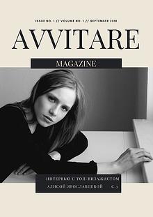 Avvitare magazine