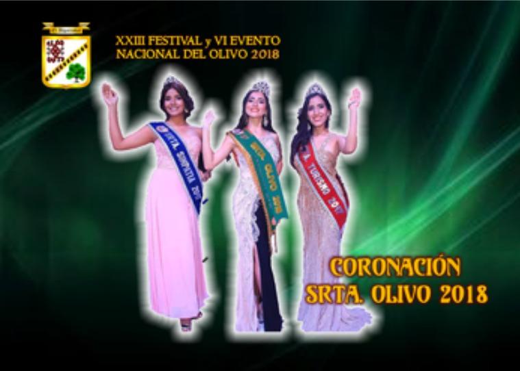 Miss Olivo  2018 MISS OLIVO 2018