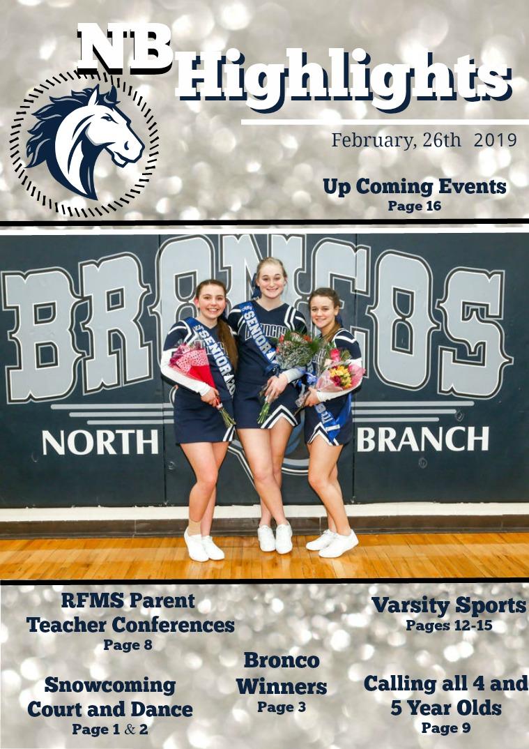 NB Highlights February 26, 2019