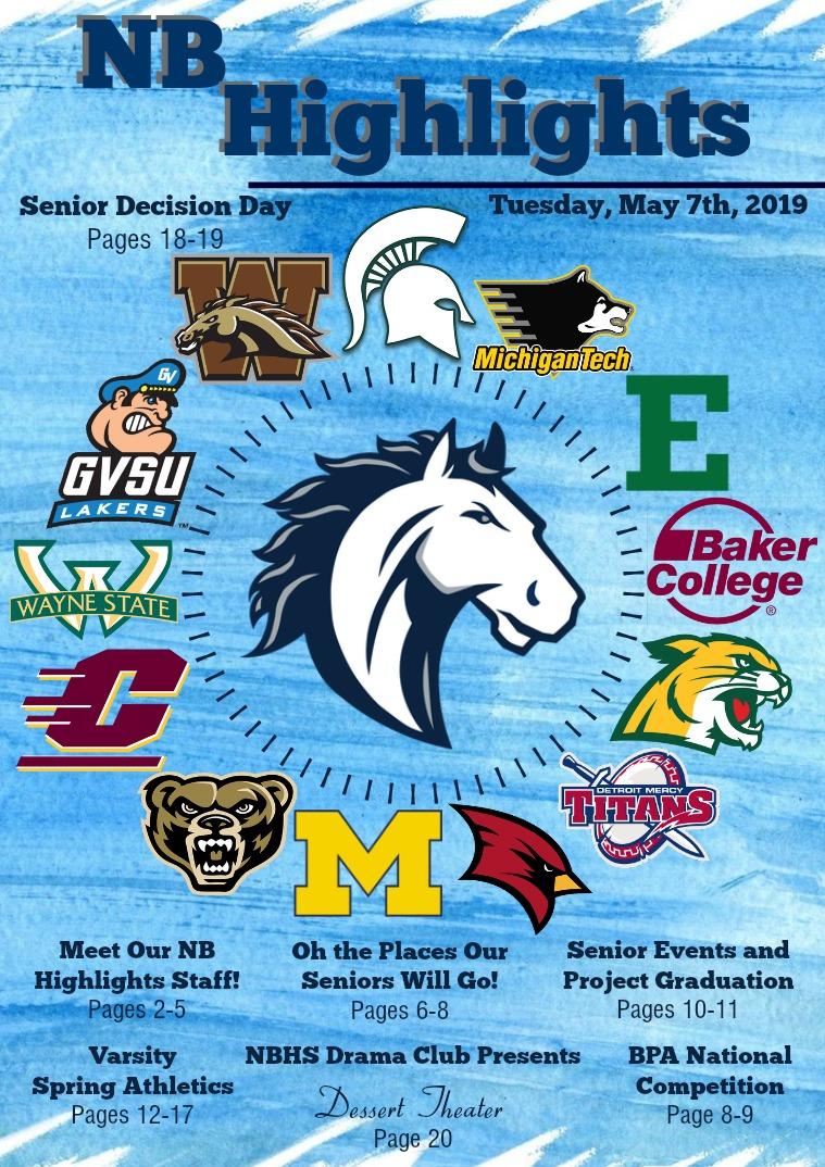 NB Highlights Tuesday, May 7th