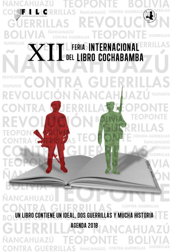 Agenda Cultural FILC/2018 AgendaCulturalFILC2018