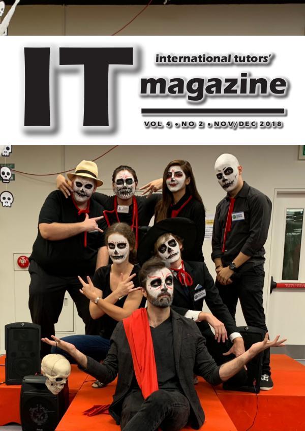 International Tutors' Magazine December 2018
