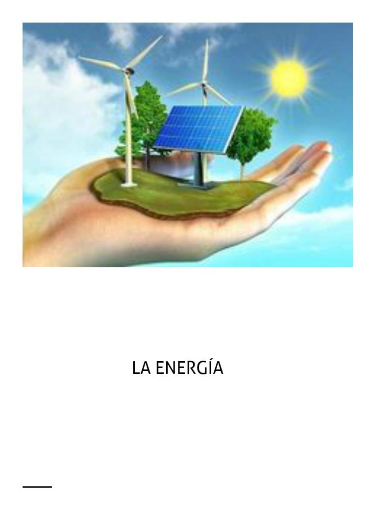 LA ENERGIA LA ENERGIA