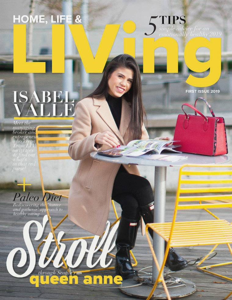 Home, Life & LIVing First Issue 2019