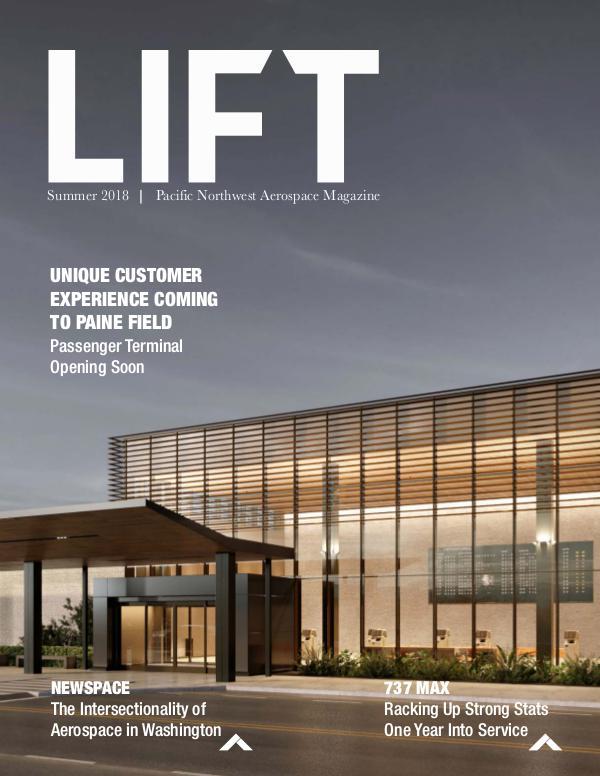 LIFT VOLUME 2, NO. 3 | SUMMER 2018