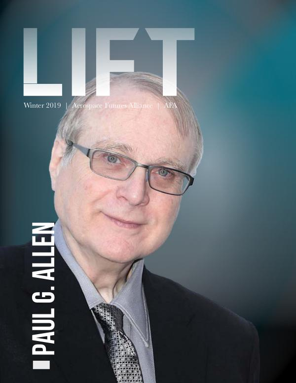 LIFT VOLUME 3, NO. 1 | WINTER 2019