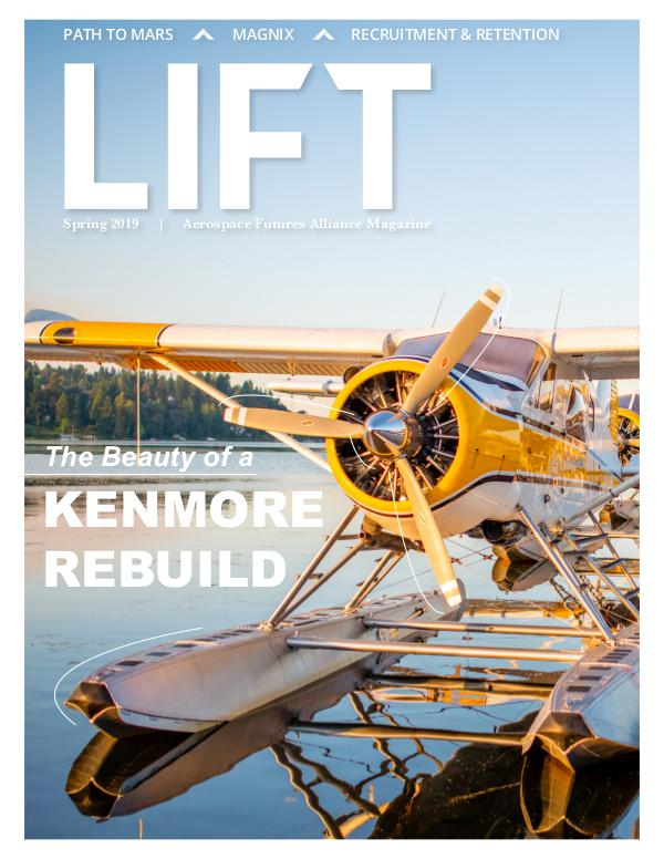LIFT VOLUME 3, NO. 2 | SPRING 2019