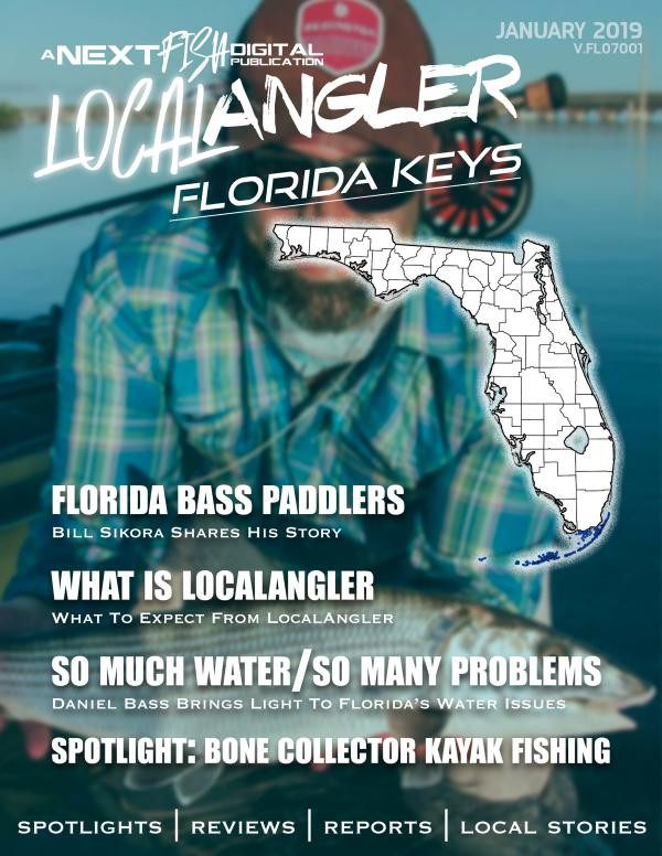 LocalAngler Florida Keys - January 2019