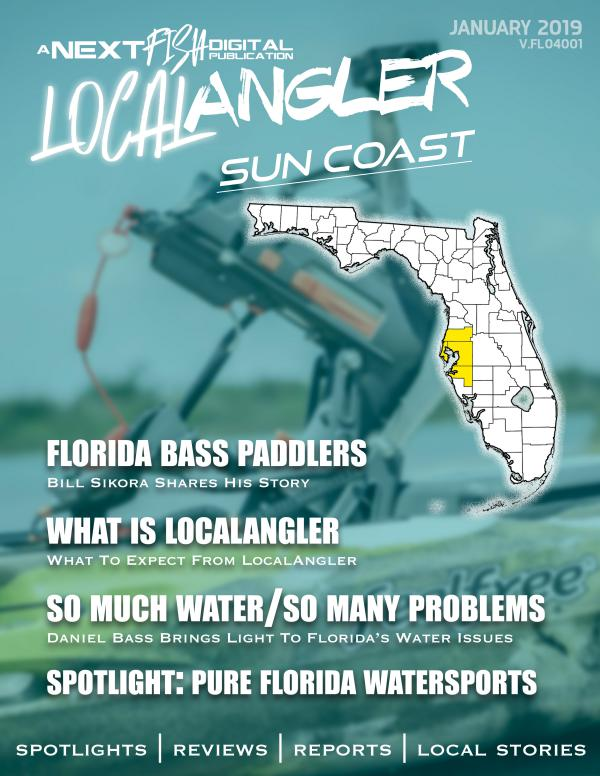 LocalAngler Sun Coast - January 2019