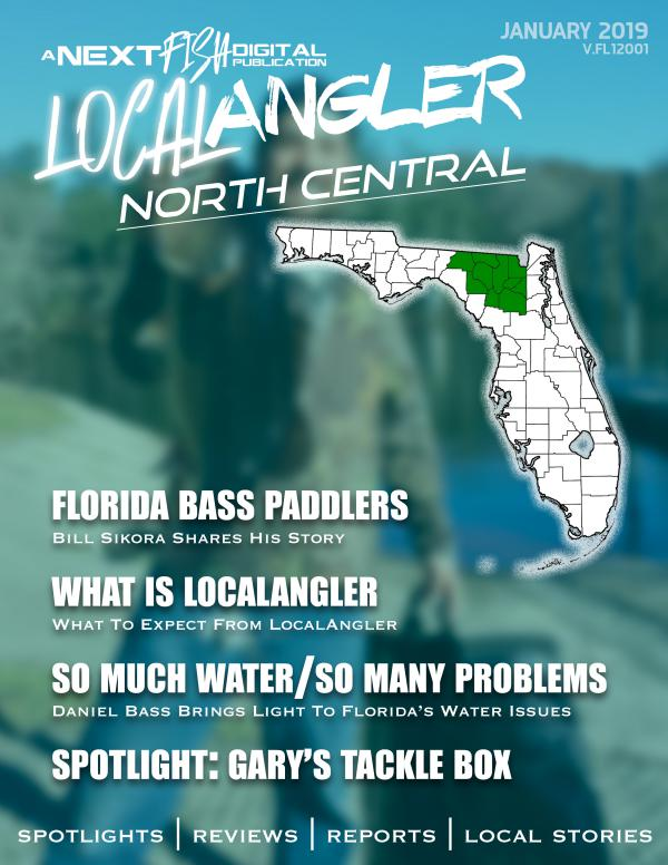 LocalAngler North Central - January 2019