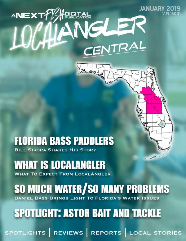LocalAngler Central - January 2019