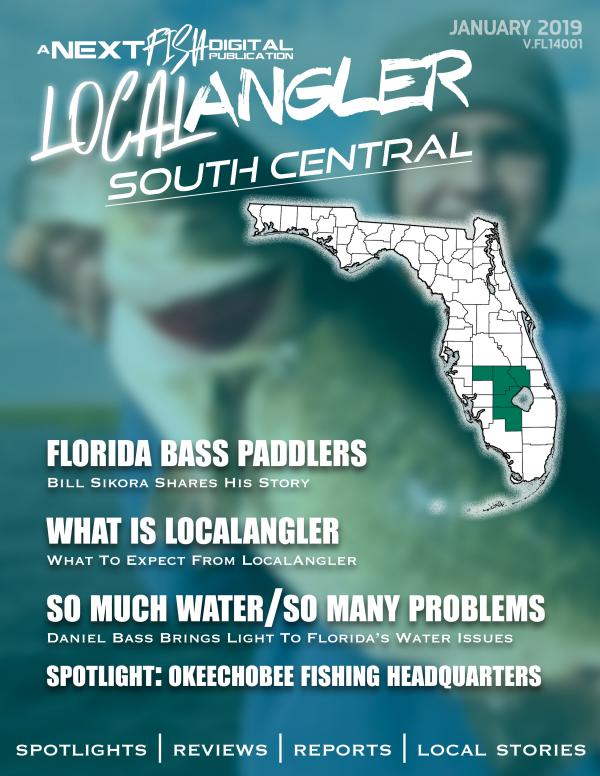 LocalAngler South Central - January 2019
