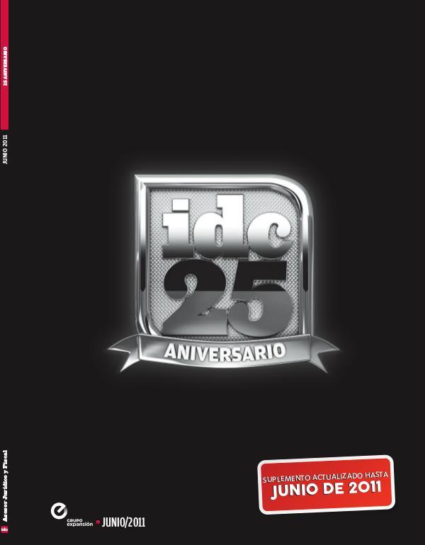 Edición Especial IDC 25 años - 2011