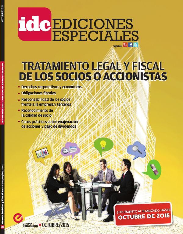 Edición Especial Tratamiento Legal - 2015