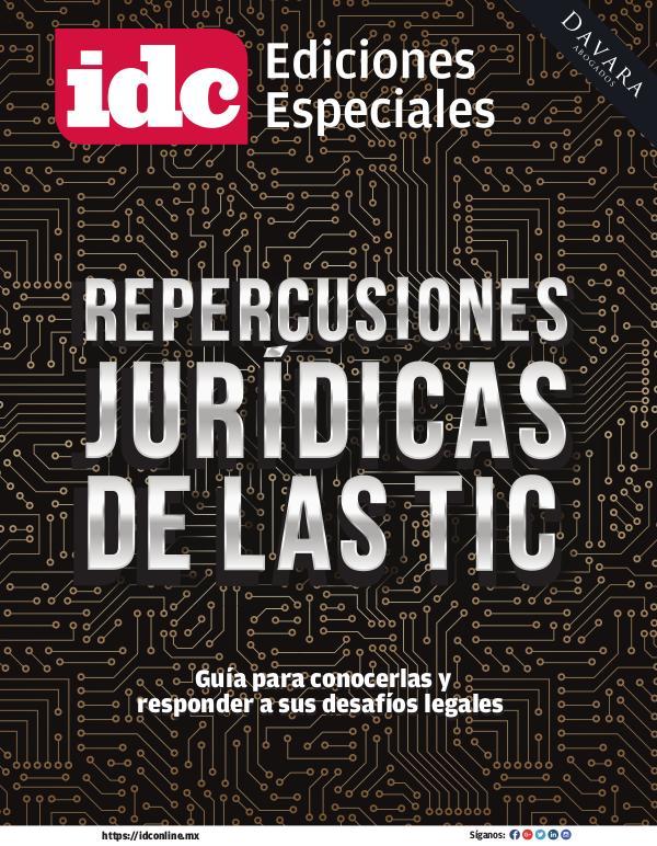 IDC Premium Repercusiones Jurídicas de las TIC