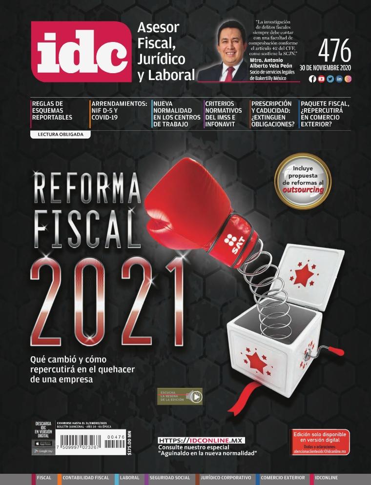 IDC 476 30-Noviembre-2020