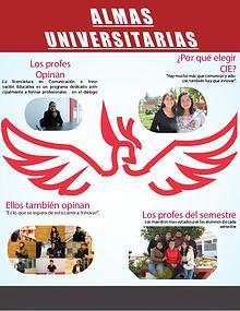 """""""Almas Universitarias"""" Orientando Futuras Generaciones"""
