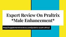 Praltrix Male Enhancement South Africa