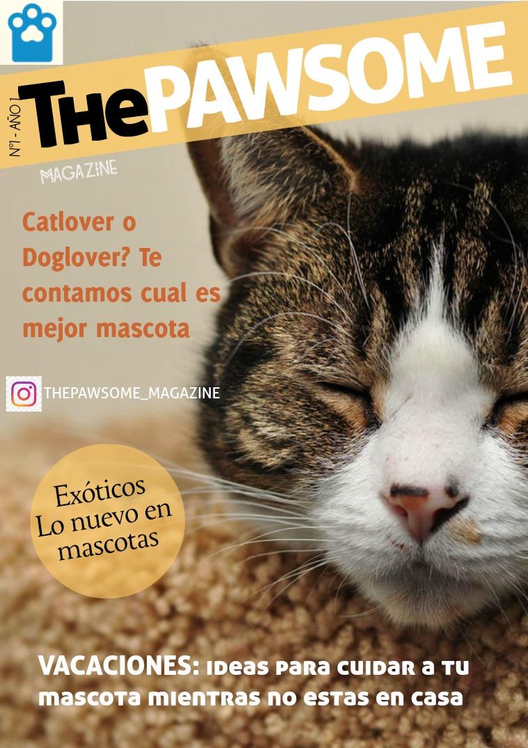 The Pawsome Magazine Octubre 2018