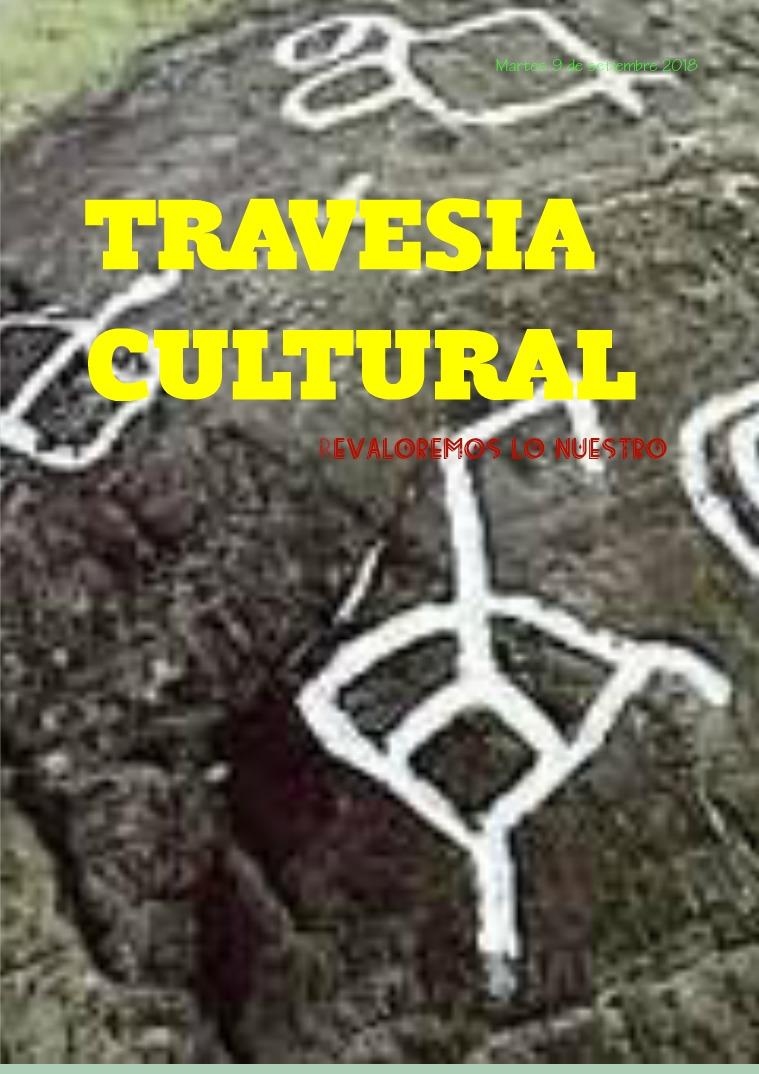Mi primera revista travesia cultural