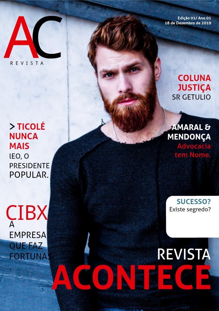 Revista Acontece CE 01