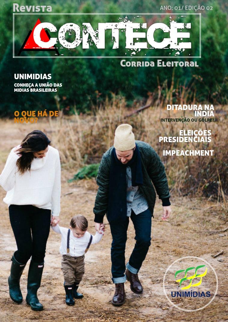 Revista Acontece CE Edição numero 2