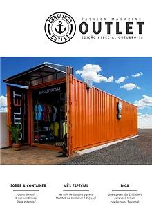 Revista Container - Edição Outubro 18