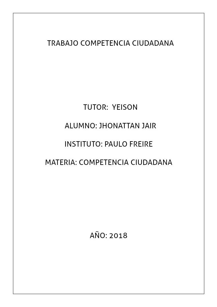 Primera presentación del proyecto. 111