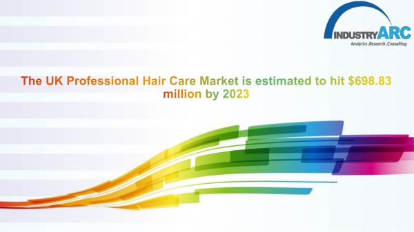 Analytics, Research & Consulting United Kingdom Professional Hair Care Market