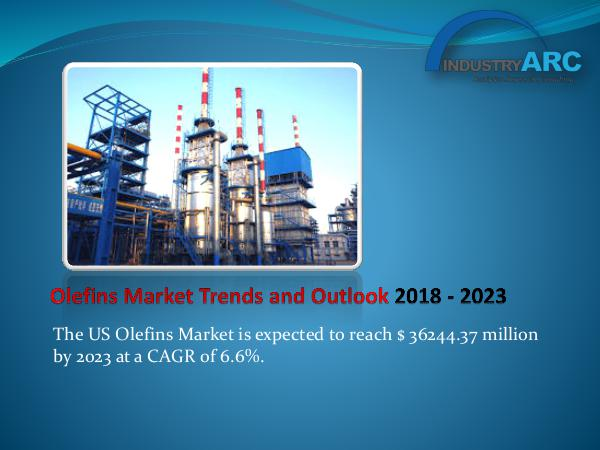 Analytics, Research & Consulting Olefins Market