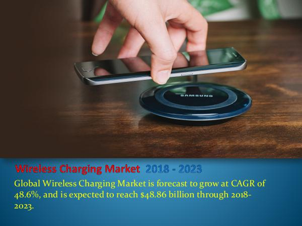 Analytics, Research & Consulting Wireless Charging Market