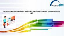 The Germany Professional Haircare Market is estimated to reach $826.8
